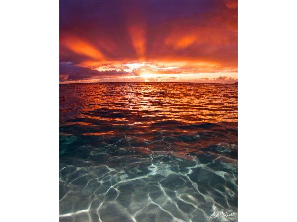 Sunsets of Hawaii