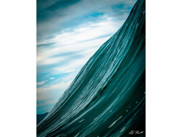 Abstract Seascape Photography